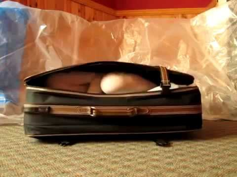 The Stranger In The Suitcase Zentai Youtube