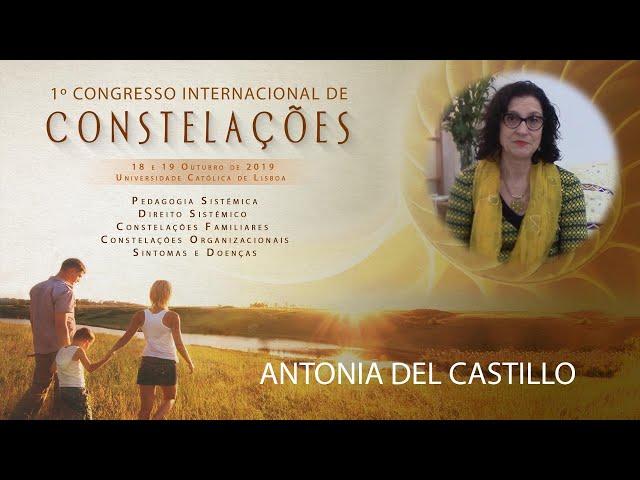 Antónia Del Castillo | 1º Congresso Internacional de Constelações