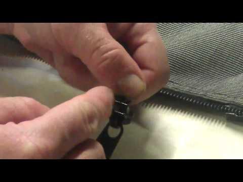 Zipper Slider Replacement