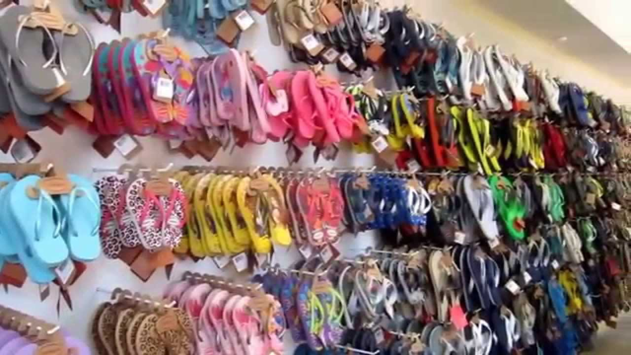 996e5a823cf4 HAVAIANAS STORE AT DOWNTOWN DISNEY - YouTube