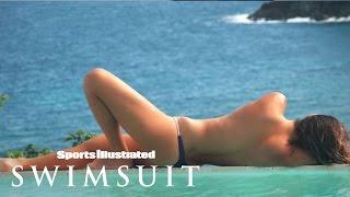 Anastasia Ashley Gets Wet & Soaks Up The Sun On Guana Island | Profile | Sports Illustrated Swimsuit
