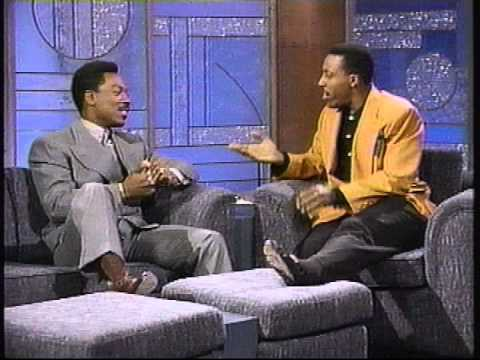 Eddie Murphy on The Arsenio Hall Show