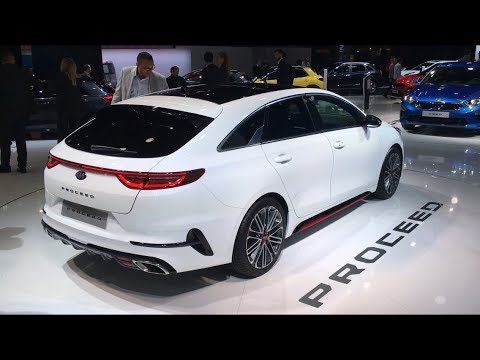 new kia proceed 2019 first look exterior interior review youtube. Black Bedroom Furniture Sets. Home Design Ideas