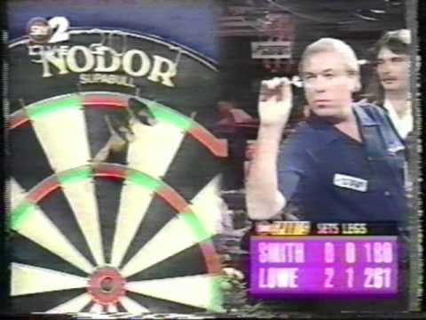 World Darts Championship 1995, QF, Dennis Smith vs John Lowe