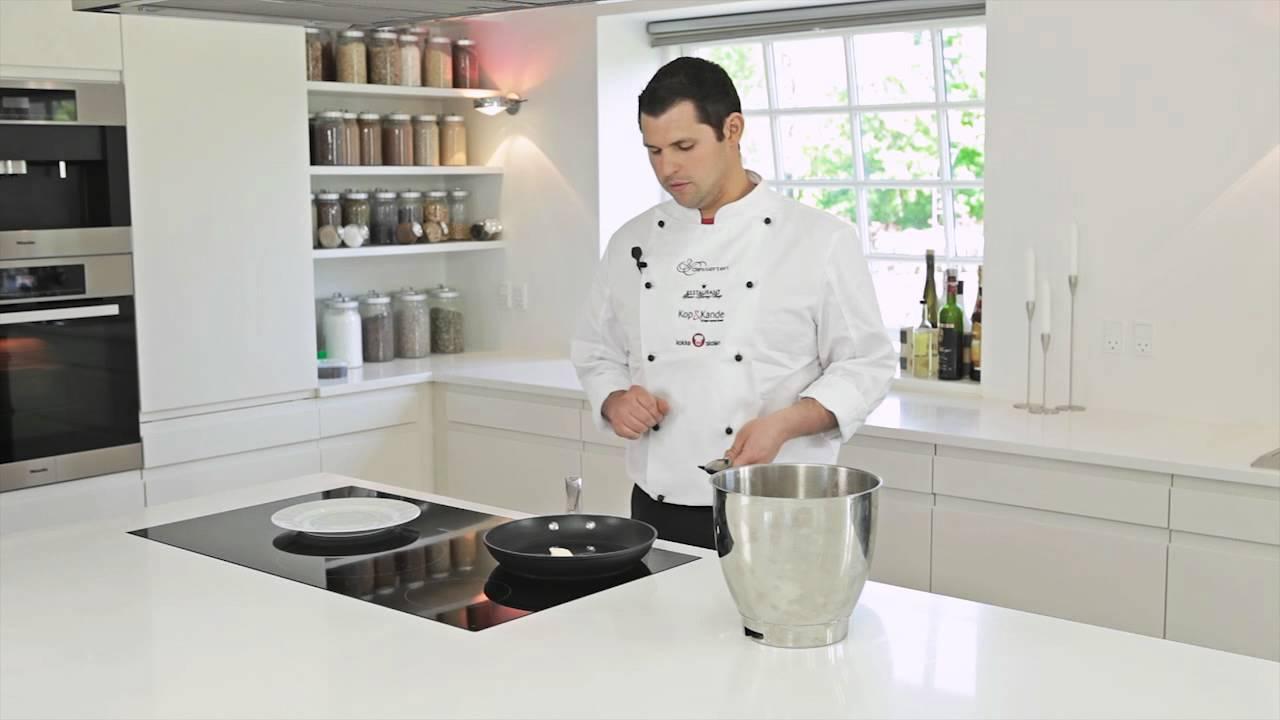 Frikadeller fra kokkeskolen   youtube