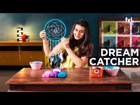 DIY with Sabrina : Dreamcatcher - 동영상