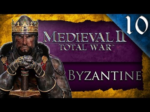 STAINLESS STEEL: MEDIEVAL 2 TOTAL WAR: BYZANTINE EMPIRE CAMPAIGN - EP. 10 - WAR WITH VENICE!