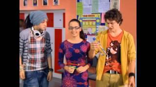 Приколы на переменке - Новая школа - Человек-невидимка - Сезон 3 Серия 116