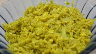 Muttaikose Muttai Poriyal | Cabbage Egg Fry | Cabbage Egg Podimas