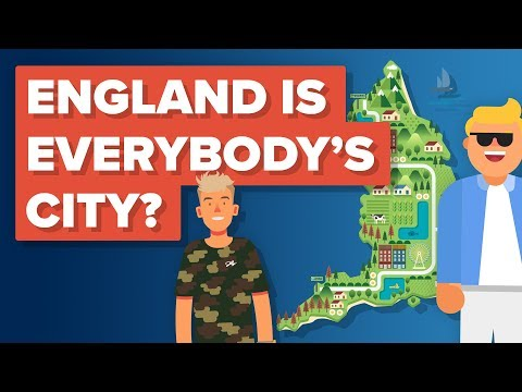 What if ENGLAND was EVERYBODY