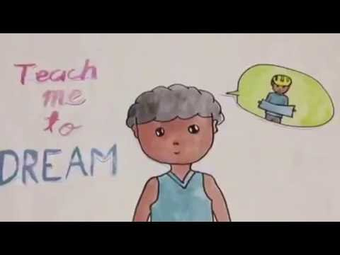 I am an african child By Eku Mcgred | Stop motion video | Stem 8-Mendel 2016-2017