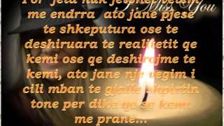 poezi dashurie me mungon 2013