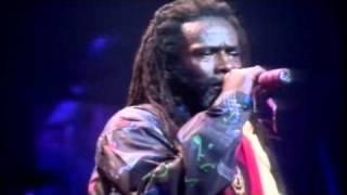Burning Spear - Door Peep - Live in Paris, Zenith 1988