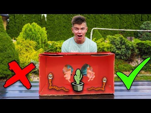 CO JEST W ZŁYM MYSTERY BOXIE!