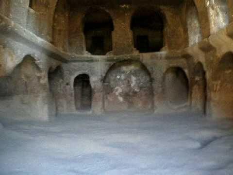 Selime monestary