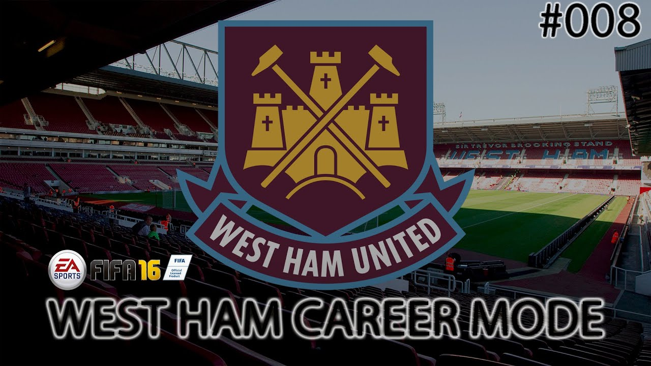 fifa west ham career mode getting a new job fifa 16 west ham career mode 008 getting a new job