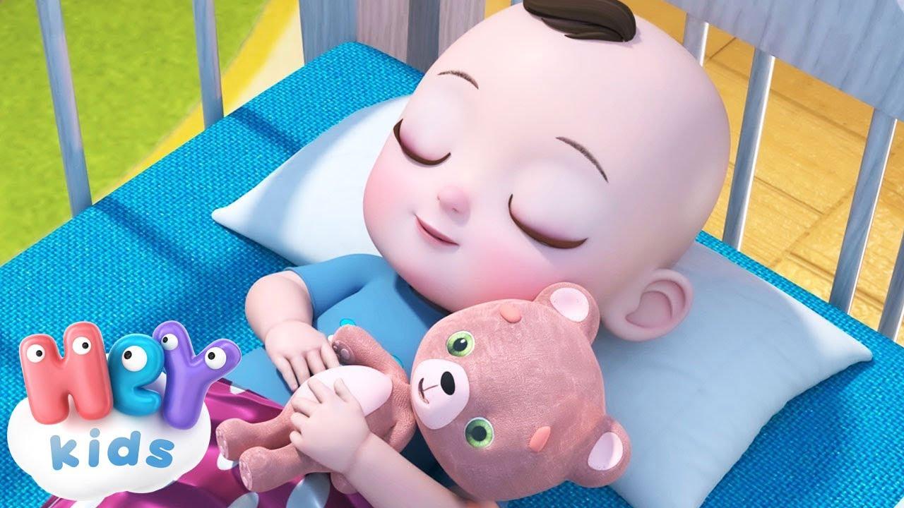Маленький зайчик, крепко усни - Колыбельная песня для быстрого засыпания - Песни Для Детей