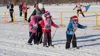 Всероссийская массовая лыжная гонка «Лыжня России 2018»