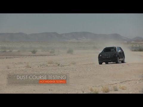 Hot Weather Testing: First-Ever Envision | Buick