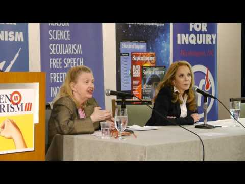 Rebecca Goldstein & Susan Jacoby: Why Women Are Too Polite About Religion