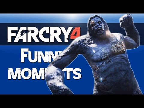 Thumbnail: Far Cry 4 DLC Valley of the Yetis! (Funny Moments & Gameplay)