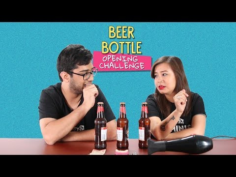 Ok Tested: Beer Bottle Opening Challenge