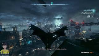 #13 AR challenges and riddler trophy [Batman Arkham Knight - HD]