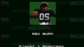 NFL Quarterback Club Part 1 (QB Challenge) SNES