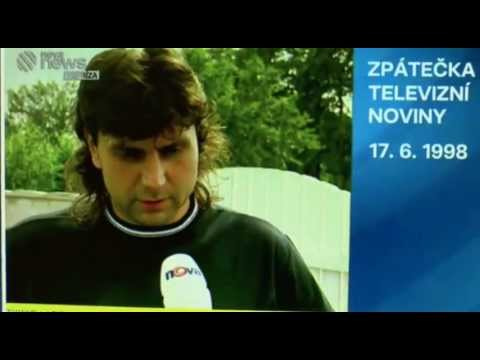 Vladimír Růžička: Sládkovo SPR-RSČ nepodporuju (17.6.1998)