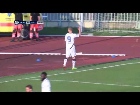 26. krog: Rudar - Celje 1:2 ; Prva liga Telekom Slovenije 2016/17