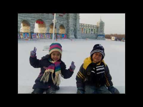 Trip to Harbin