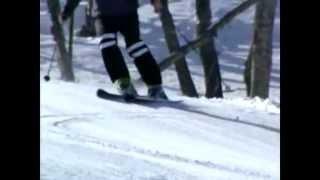 Урок 3  Видео как научиться кататься на горных лыжах