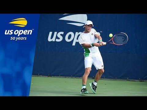 Diego Schwartzman Defeats Federico Delbonis In R1 Of The 2018 US Open
