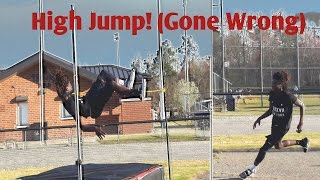 High Jump! (Gone Wrong)