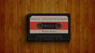 Maroon 5 - Girls Like You ft. Cardi  B (Pacean Remix) [Audio]