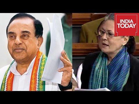 Congress Vs BJP Over AgustaWestland Deal