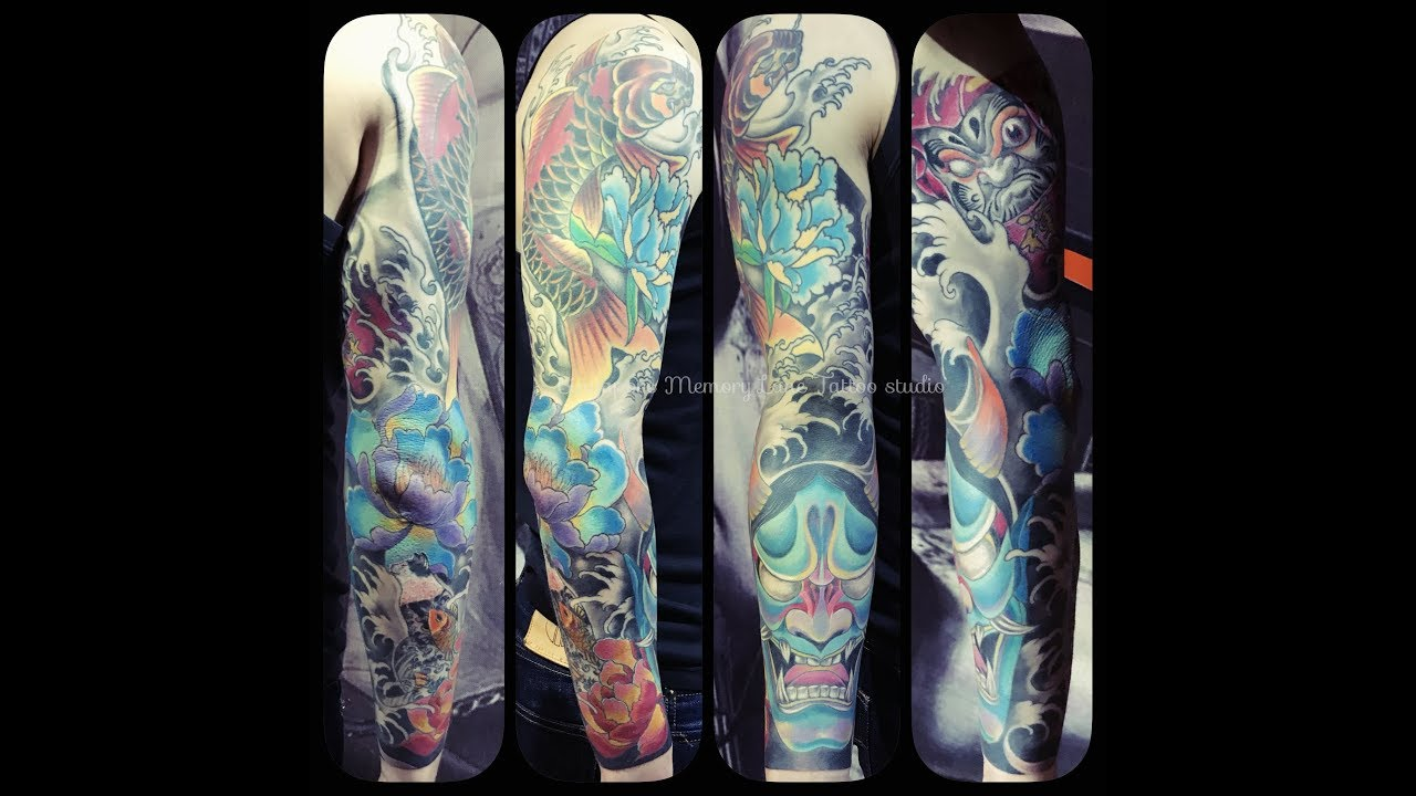 fc26db55a Videos 视频 - Memory Lane Tattoo Studio Singapore