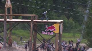 David Godziek's 3rd Place Run - 2019 Red Bull Joyride