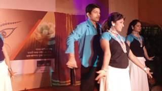 Manjari Sen Choreography - Iktara...Jo barse sapne....