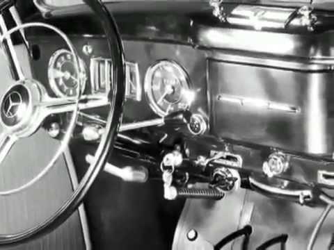 Mercedes Benz History Part 1