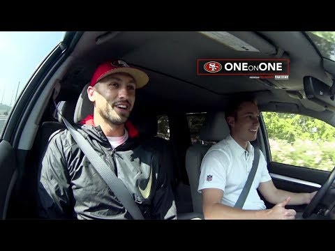 1-on-1: Brian Hoyer Discusses his New Beginning in San Francisco