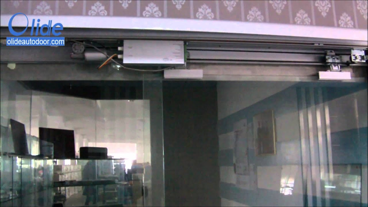 automatic sliding door opening mechanism video--(olideautodoor.com) - YouTube & automatic sliding door opening mechanism video--(olideautodoor.com ...
