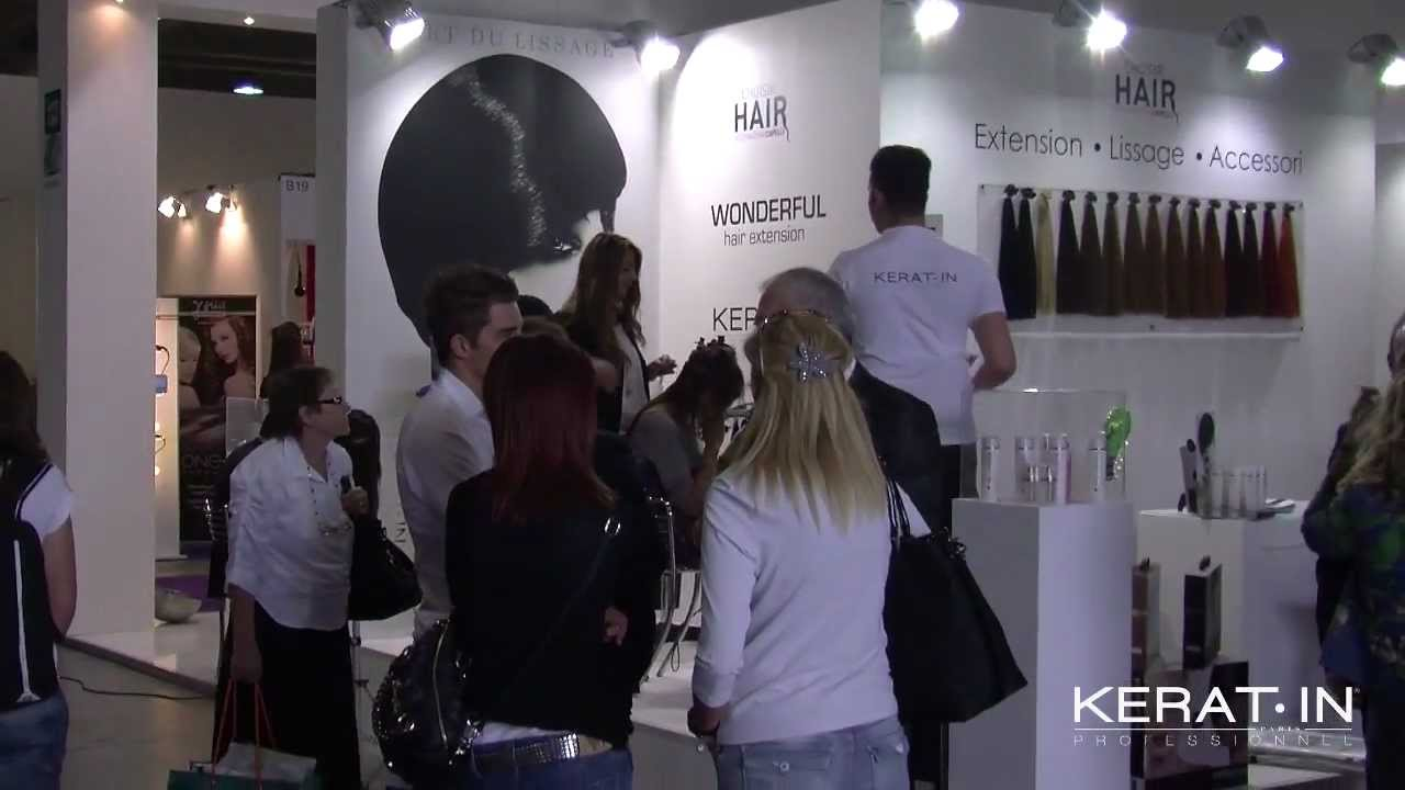 myriam k paris au salon inter charm milan italie On myriam k salon