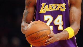 The Lakers Should Retire Kobe Bryant