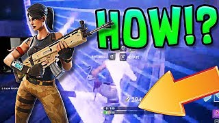 HOW DID WE WIN THAT!? Fortnite Battle Royale