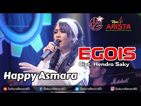 Happy Asmara - Egois (Official Music Video)