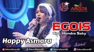 Happy Asmara - Egois (Official Music Video) - Stafaband