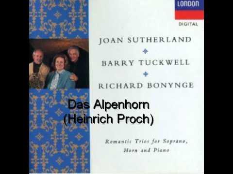 Joan Sutherland sings \