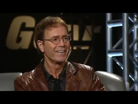 Cliff Richard Interview and lap - Top Gear - BBC