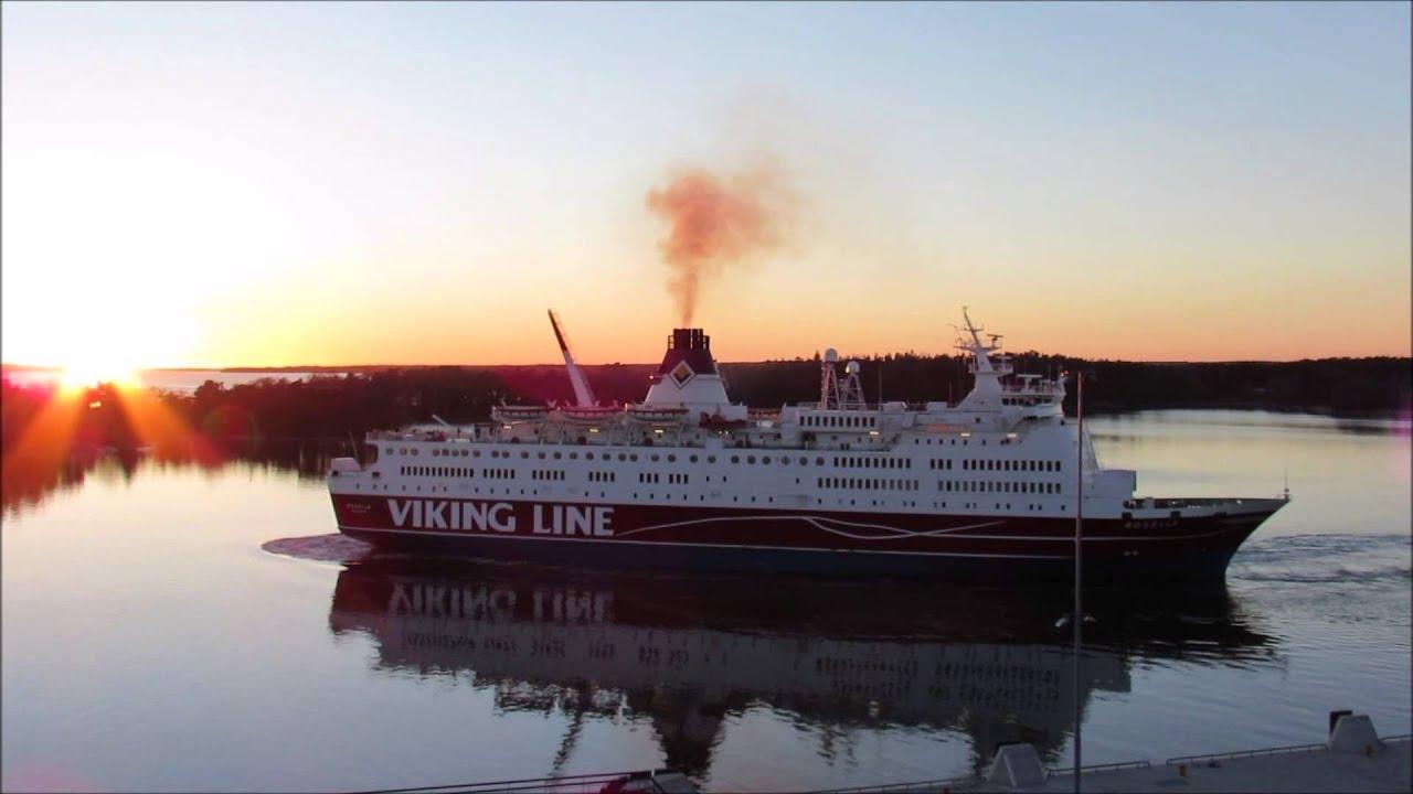 viking line tidtabell rosella
